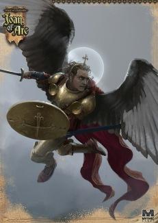 Archangel St Michael-Stefan Kopinski