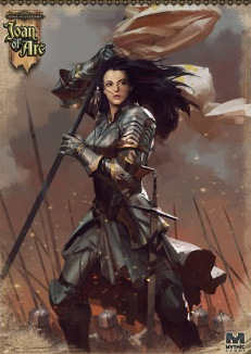Joan of Arc - Bayard Wu
