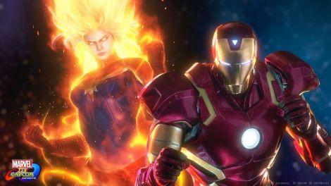 Marvel-Capcom-Iron-Man